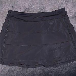 Lululemon Pace Rival Skirt (Tall) size 10